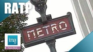 Download 1er août 1991 : fin de la 1ère classe dans le métro parisien | Archive INA Video