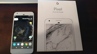 Download Google Pixel XL Unboxing Video