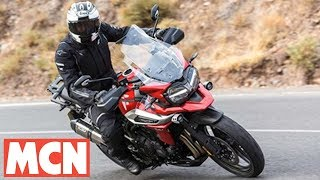 Download 2018 Triumph Tiger 1200 | First Rides | Motorcyclenews Video