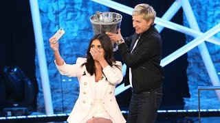 Download Kim Takes the Ice Bucket Challenge Video
