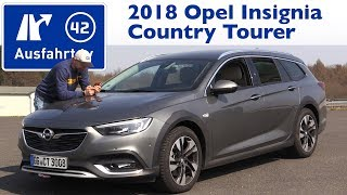 Download 2018 Opel Insignia Country Tourer 2.0 BiTurbo Diesel 210 PS AT8 - Kaufberatung, Test, Review Video