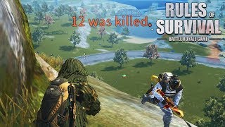 Download 35 KILL FIRETEAM GAMEPLAY WITH NOAH! Rules of Survival (iOS/Android/PC) Video