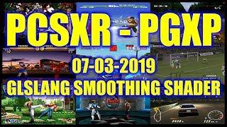 Download PCSXR - PGXP V. 07-03-2019 GLSLANG SMOOTHING SHADER TEST Video