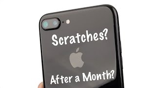 Download Jet Black: Scratches After a Month? (iPhone 7 Plus) Video