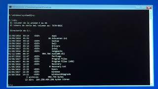 Download PANTALLA AZUL reparar desde arranque [cmd] INACCESSIBLE BOOT DEVICE escriban exit al final Video