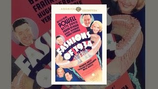 Download Fashions of 1934 (1934) Video