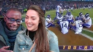 Download People Who DON'T Watch Football React To SAVAGE TD Celebrations Video