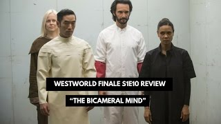 "Download Westworld Finale S1E10 Review: ""The Bicameral Mind"" Video"