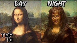 Download Top 10 Scary Cursed Paintings You Should NEVER See Video