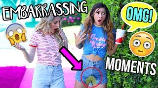 Download EMBARRASSING Moments We ALL Can Relate to!! Video