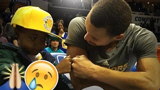 Download IF YOU HATE STEPHEN CURRY WATCH THIS!!! STEPHEN CURRY WITH FANS Video
