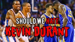 Download Should We Still HATE Kevin Durant? Video