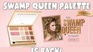 Download SWAMP QUEEN PALETTE IS BACK! Video