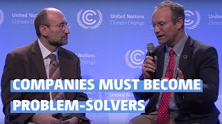 Download What is the private sector's role in achieving the goals of the Paris Agreement? Video