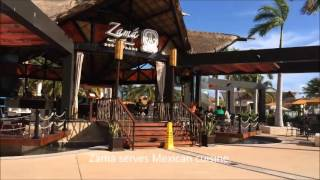 Download Villa Del Palmar Cancun Poolside Walk-through Video