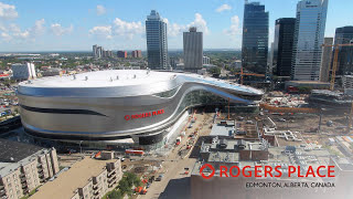 Download Rogers Place Construction Time-Lapse Video