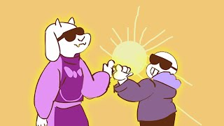 Download SANS AND TORIEL TEAM UP SO YOU CAN'T WATCH PAST 15 SECONDS WITHOUT LAUGING!? Undertale Animations Video