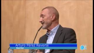 Download Lleno en CajaMurcia para estar con Arturo Pérez-Reverte Video