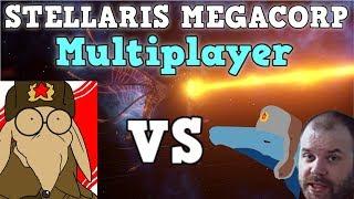 Download Stellaris Megacorp Multiplayer w/ Sovietwomble + ASpec + Valefisk + ZF Chinny Video