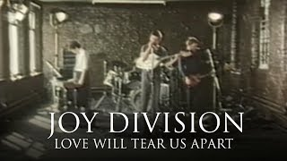 Download Joy Division - Love Will Tear Us Apart Video