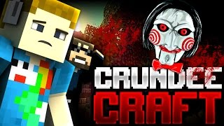 Download Minecraft: SAW IN MINECRAFT TROLL | CRUNDEE CRAFT Video