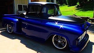 Download 55 Chevy Street Truck Video