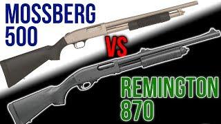 Download Remington 870 vs. Mossberg 500 Series Video