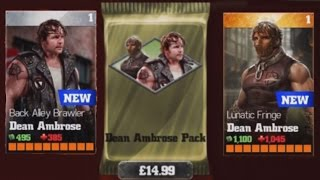 Download WWE Immortals (iOS/Android) OPENING DEAN AMBROSE PACK Lets play Gameplay Walkthrough Video
