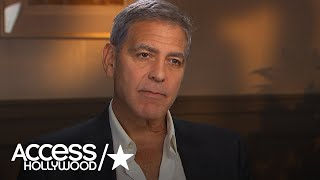 Download George Clooney Says Wife Amal Clooney Has Dealt With Sexual Harassment In The Workplace Video