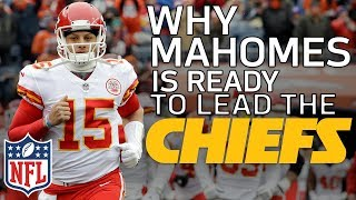 Download Why Patrick Mahomes is Ready to be the Starting QB in Kansas City | Film Review | NFL Network Video