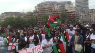 Download Biafra London rally Video