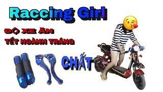 Download RACCING GIRL ĐỘ XE LÊN DRAG 5 KHÚC BAO TAY RIZOMA TAY THẮNG RCB  DƯƠNG THÀNH LỘC Video