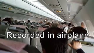 Download Crazy TURBULENCE !! Compilation - INSIDE PLANE - scary turbulence in flight - emergency landing Video