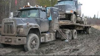 Download crazy truck off road from Russian, amazing offroad truck stuck in mud and recovery Video