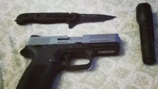Download Suspected Texas school shooter posted images of guns on social media Video