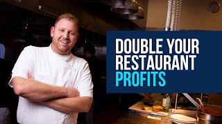 Download Restaurant Marketing Ideas: Double Restaurant Profits Video