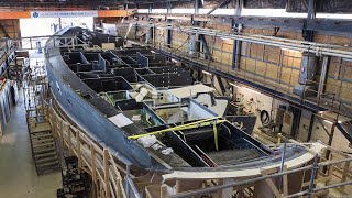 Download Baltic 175 Pink Gin VI - The creation of a silver giant Video