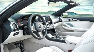 Download BMW 8 Series Convertible INTERIOR Video In Detail BMW M850i xDrive Interior Video G14 BMW Interior Video