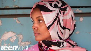 Download Model Halima Aden Returns to the Refugee Camp She was Born In | Teen Vogue Video