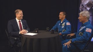 Download Administrator Bridenstine Chats with Astronauts on This Week @NASA – June 15, 2018 Video