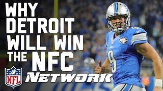 Download 3 Reasons Why the Detroit Lions will Win the NFC in 2017 | Good Morning Football | NFL Network Video