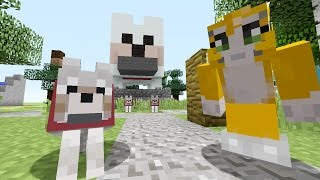 Download Minecraft Xbox - Building Time - Dog Park {11} Video