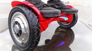 Download Monster Truck HOVERBOARD!! 🚨 Video