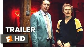 Download Dog Eat Dog Official Trailer 1 (2016) - Nicholas Cage Movie Video
