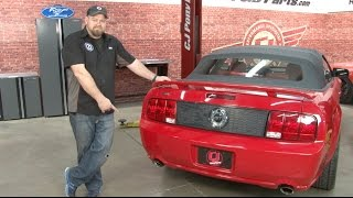 Download Mustang GT Roush Extreme Axle-Back Exhaust Kit 2005-2010 Installation Video
