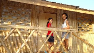 Download our bamboo house in the philippines and how we made it in 16 days Video