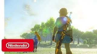 Download The Legend of Zelda: Breath of the Wild - Nintendo Switch Presentation 2017 Trailer Video
