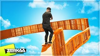 Download IMPOSSIBLE WALLRIDE PARKOUR! (GTA 5) Video
