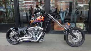 Download 2005 HARLEY-DAVIDSON CUSTOM CHOPPER SPECIAL @ West Coast Harley-Davidson, Glasgow, Scotland Video