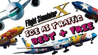 FS2004 | ICE AI Traffic | Link de Descarga Free Download Video MP4